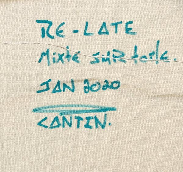 Pat Cantin Artist/ Re-Late