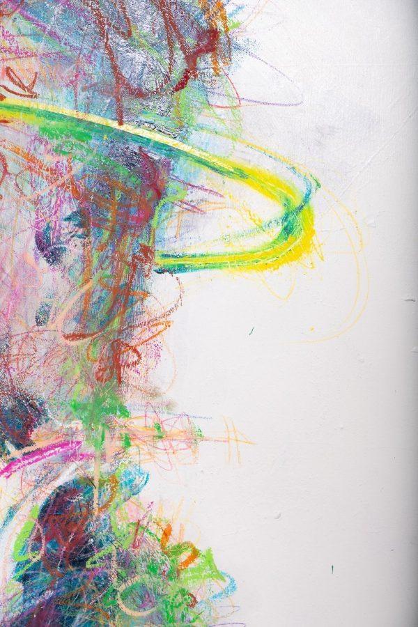 Pat Cantin Artist/Side Monkey