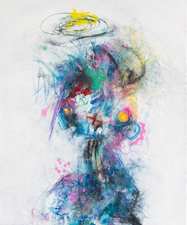 Pat Cantin Artiste Peintre / Re-late