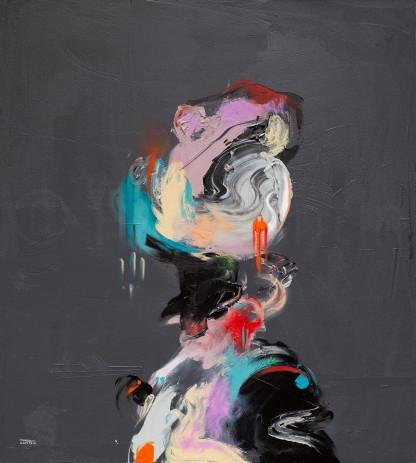 Pat Cantin Artiste Peintre / I feel here, here and here