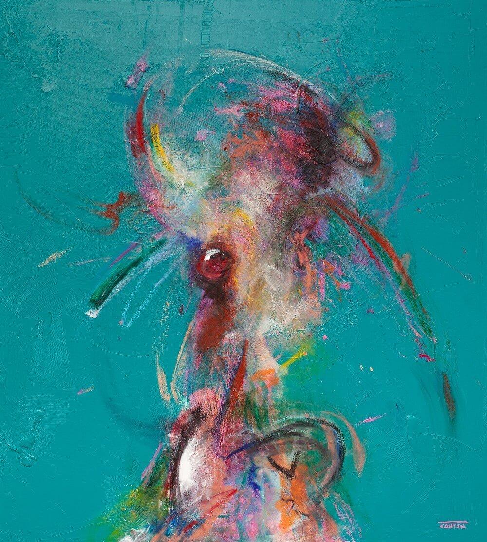 Pat Cantin Artiste Peintre / Trigligli