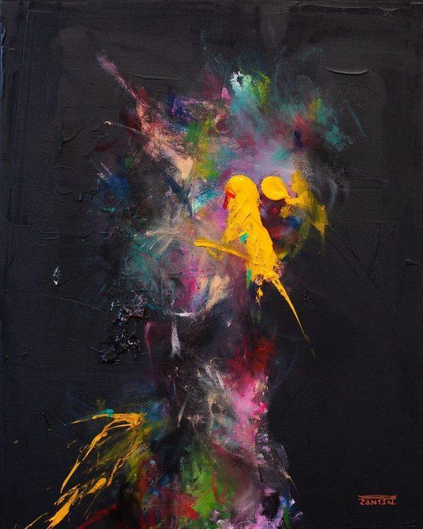Pat Cantin Artiste Peintre / ANA
