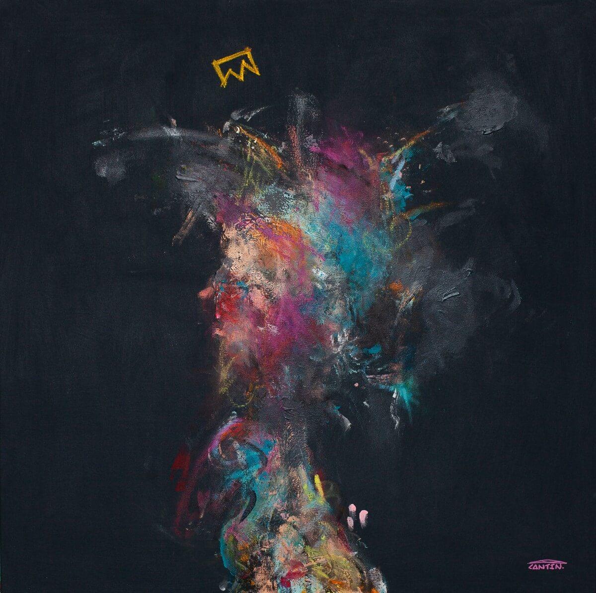 Pat Cantin Artist Painter / Magda