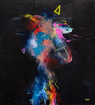 Pat Cantin Artist Painter / Mercy boy