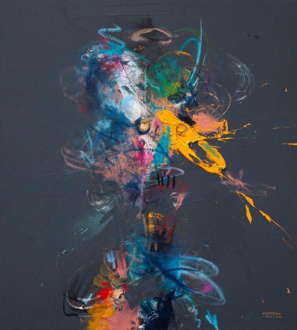 Pat Cantin Artiste Peintre / Seb gros