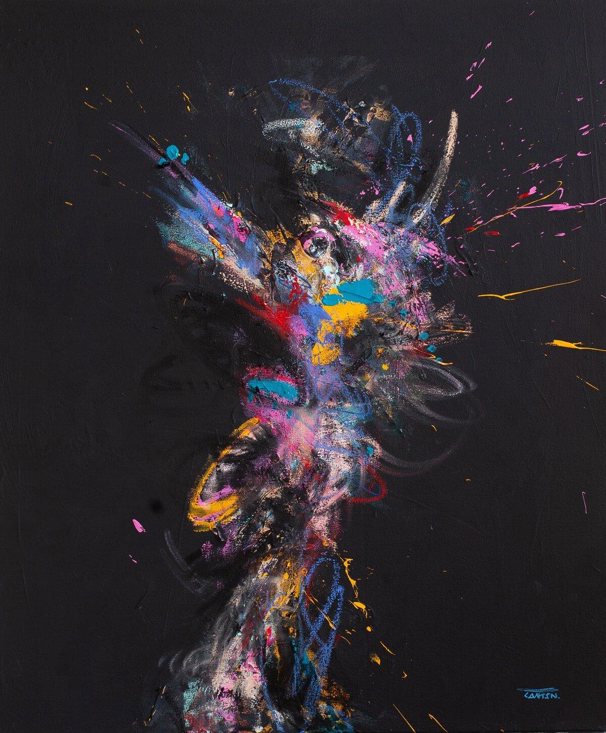 Pat Cantin Artiste Peintre / Péo