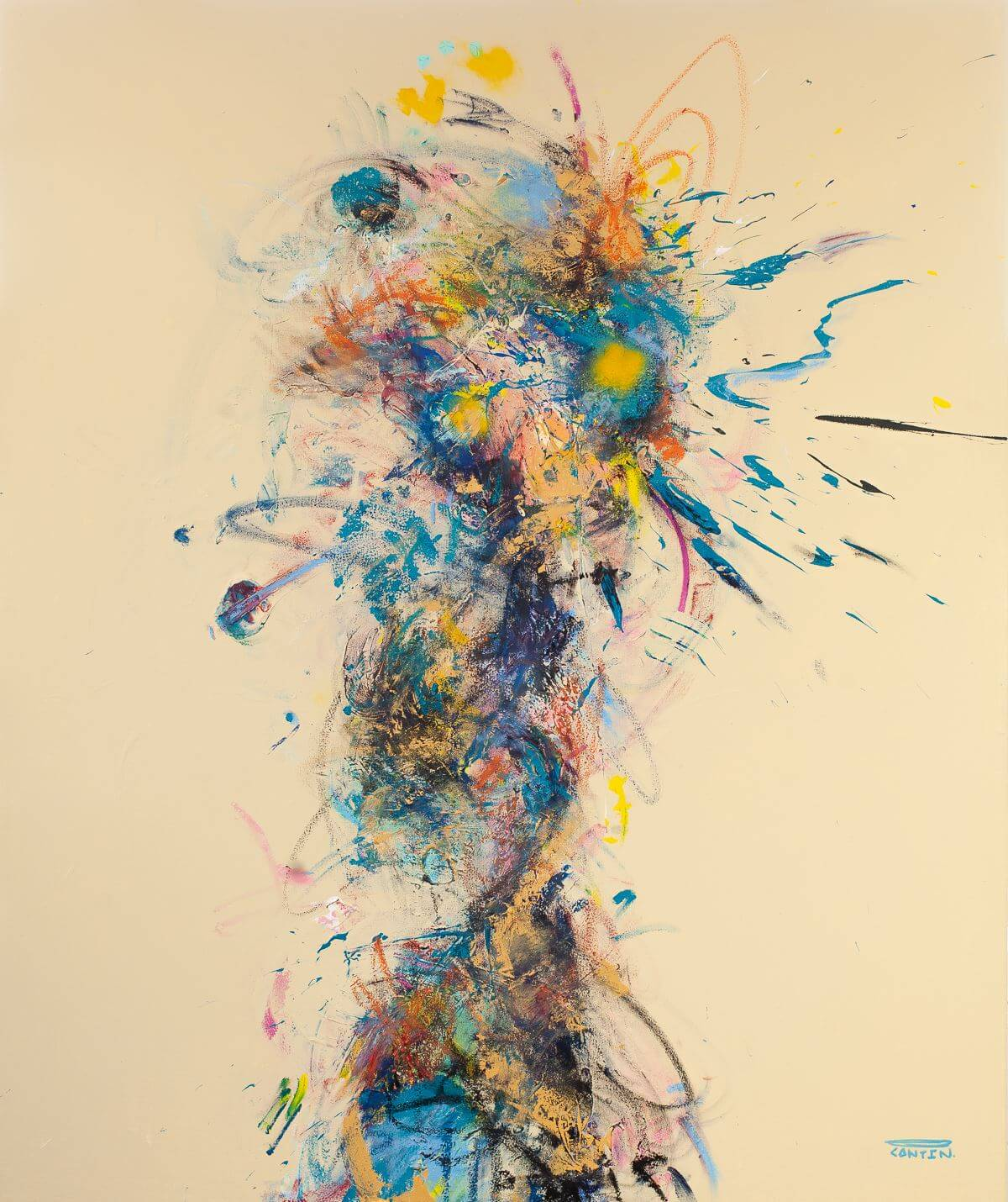 Pat Cantin Artiste Peintre / Paperboy