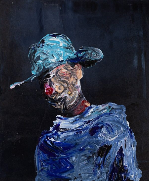 The man in hat