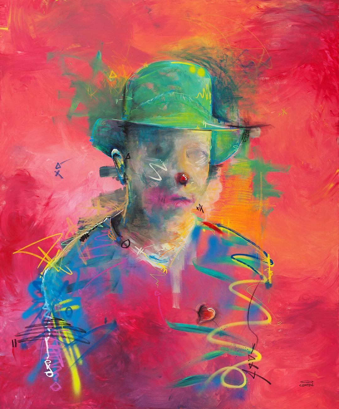 Pat Cantin Artist / Fuman