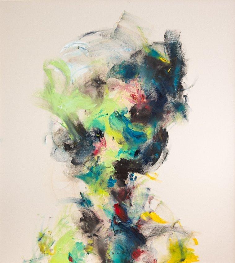 Artiste Pat Cantin / Bakrouille