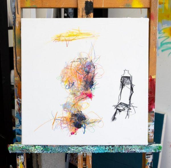 Pat Cantin Artist / Étude