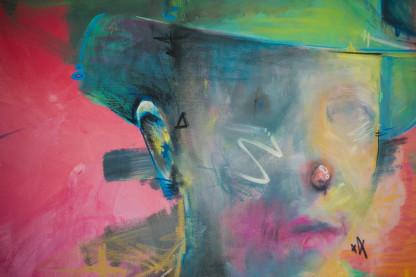 Pat Cantin Artist/Fuman