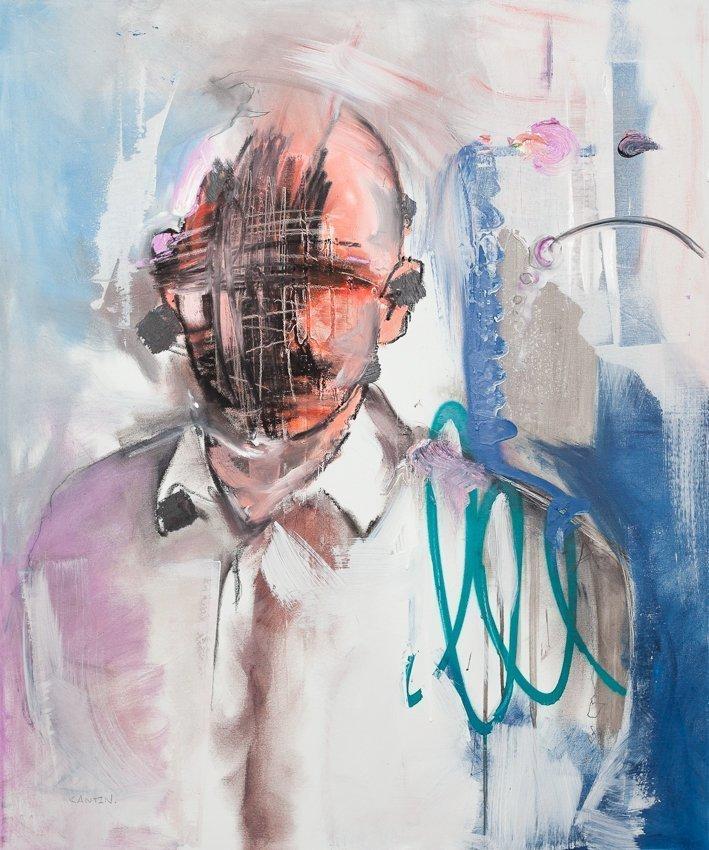 Pat Cantin Artist / The Naivety of the Young Calf