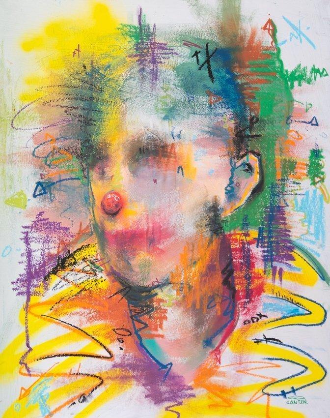 Pat Cantin Artist / Maniganceu