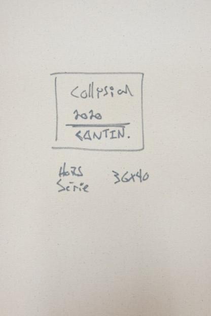 Pat Cantin Artist / Collision