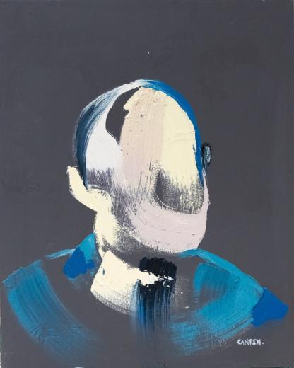 Pat Cantin Artist / Baconesque