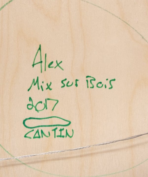 Pat Cantin Artist/Alex