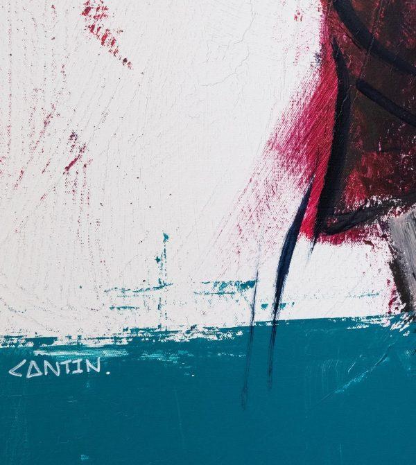 Pat Cantin Artist / Pose