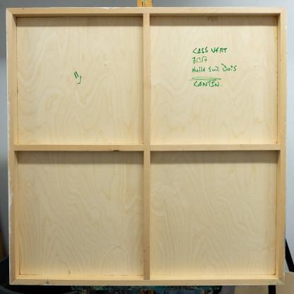 Pat Cantin Artist / Cass vert