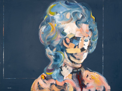 Pat Cantin Artist / The First Lady (Hamilton)