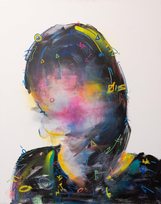 Pat Cantin Artist / Something on