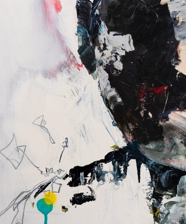 Pat Cantin Artist/Untitled
