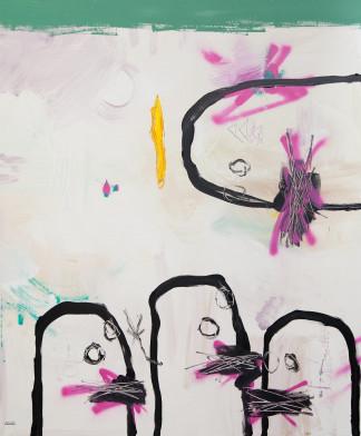 Pat Cantin artiste / Departure