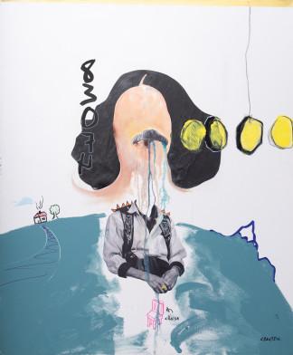 Pat Cantin artist / Mona linda
