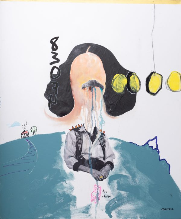 Pat Cantin artiste / Mona linda