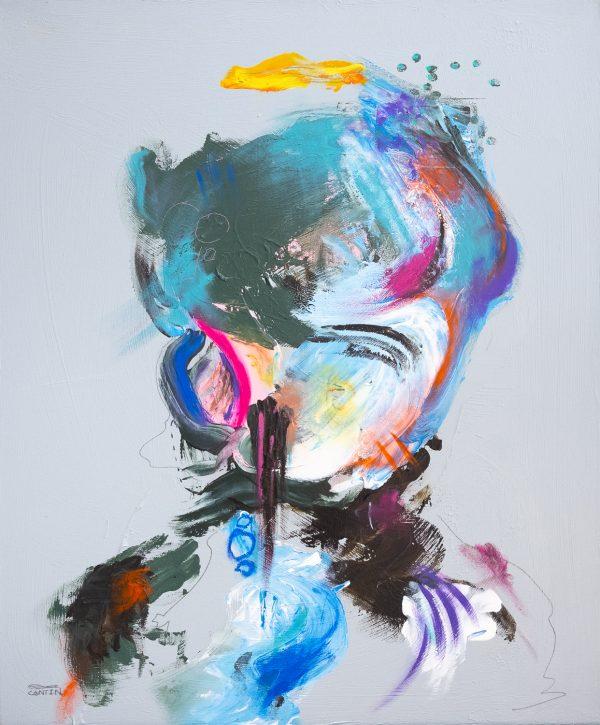 Pat Cantin Artist/Flying Ideas