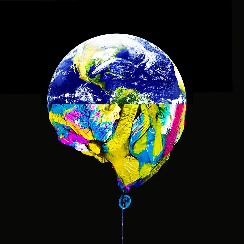 Pat cantin Artiste / Earth's brain