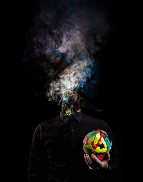 Smokey head