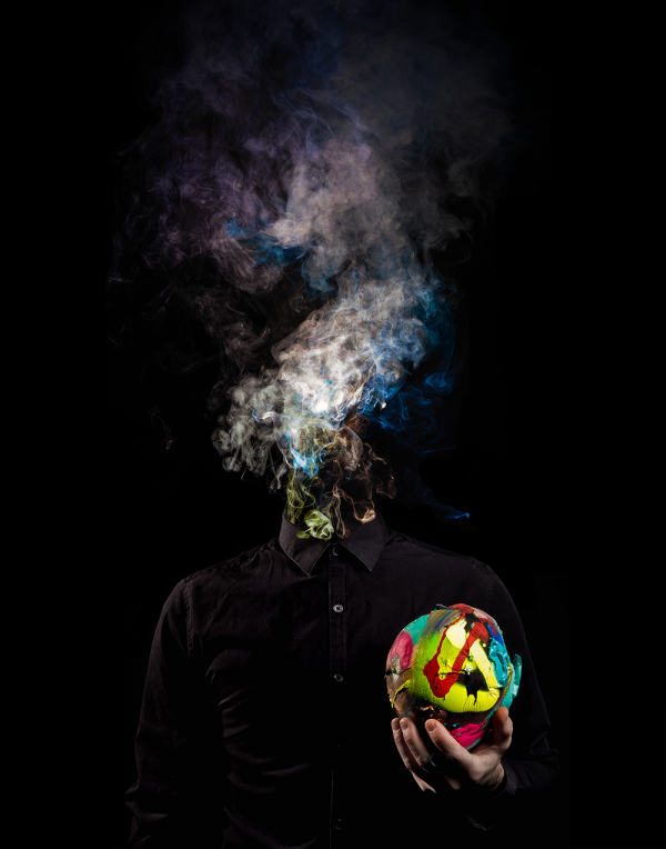 Pat Cantin Artist / Smokey Head