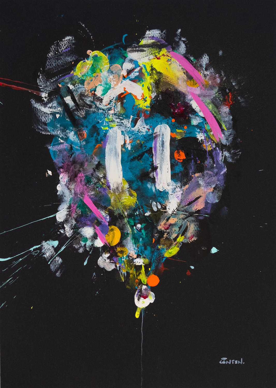 Artiste Pat Cantin / Wegfoui