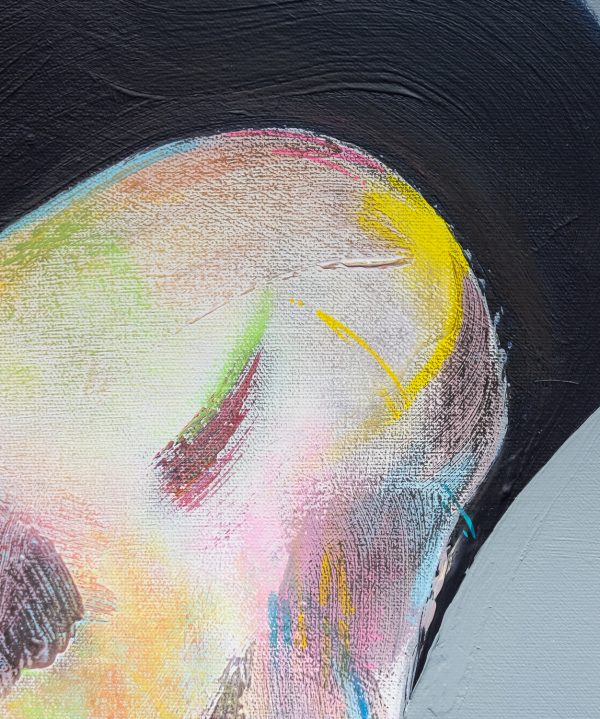 Pat Cantin Artist / Mona persona