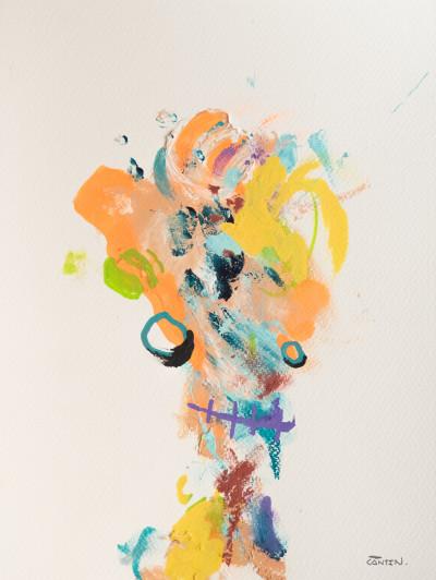 Pat Cantin Artiste / Jack three