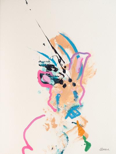 Pat Cantin Artiste / Jack four