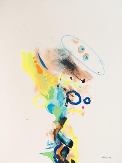 Pat Cantin Artiste / Jack five
